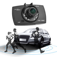 V300 Full HD 1280 1080P 2 4 Inch TFT LCD Display Car DVR Dash Camera 140