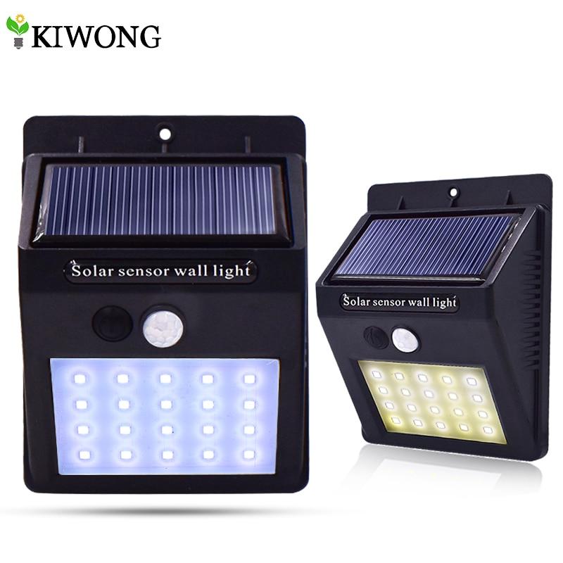 Leds Motion Sensor Led Solar Lampe