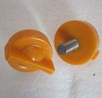 2 adet ücretsiz kargo biz tüm XC-2000E-2 ticari/elektrikli meyve sıkacağı parçaları otomatik orange sıkacağı makine yedek parçaları vida