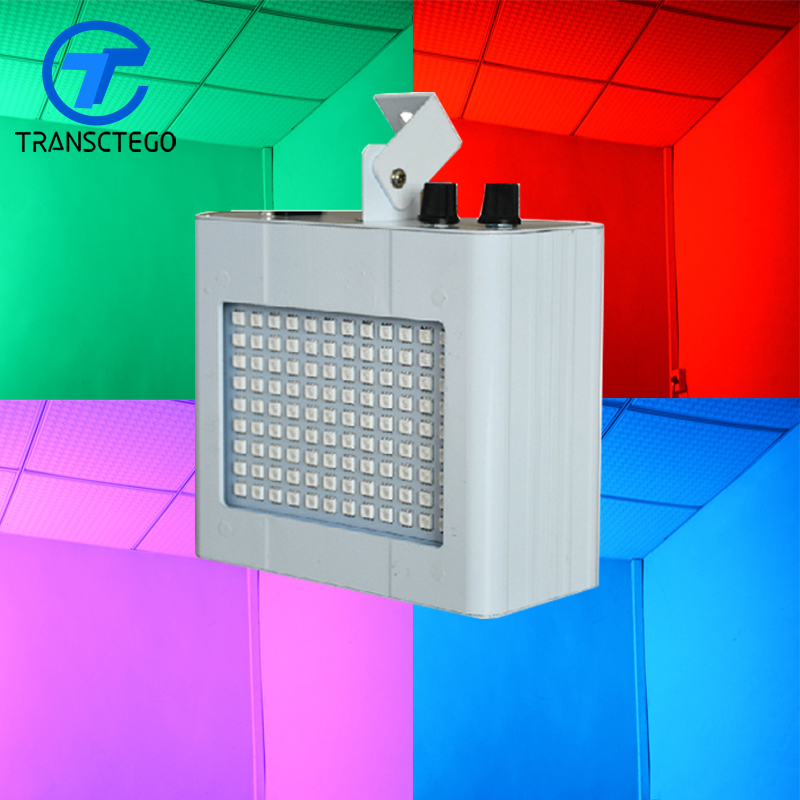 LED Voice Sound Control Flicker Stage Lamp KTV Flash Strobe Lamp Laser Light Energy Saving remote control led stage lamp 30w 14 modes 9 colors dmx512 ktv laser bar lights sound control music control flicker stage lamp
