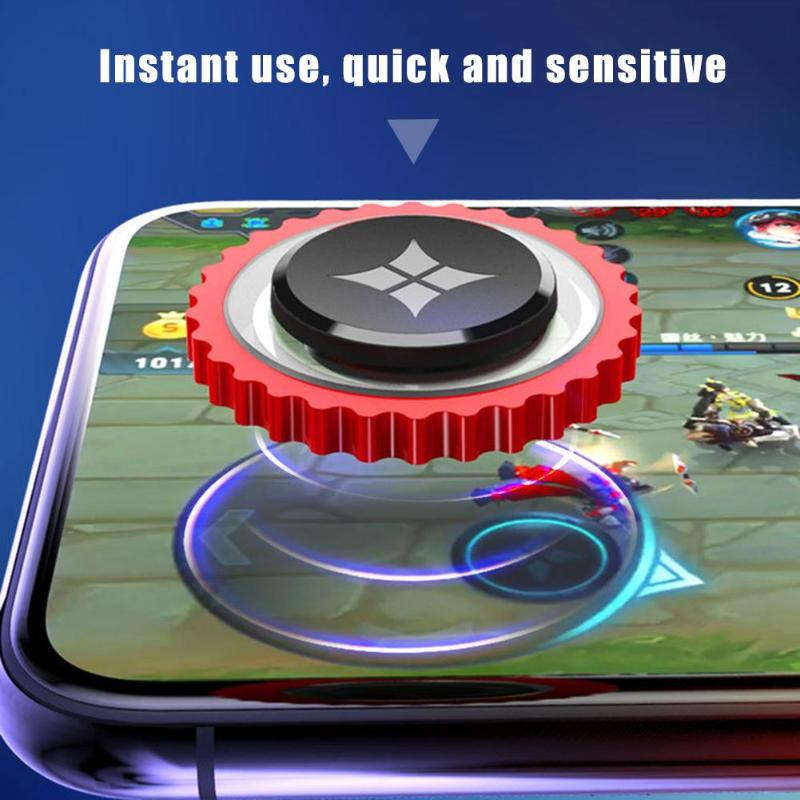 Game-Joystick Rocker Button-Controller Mobile-Phone Android For Pubg Chicken-Game Eating
