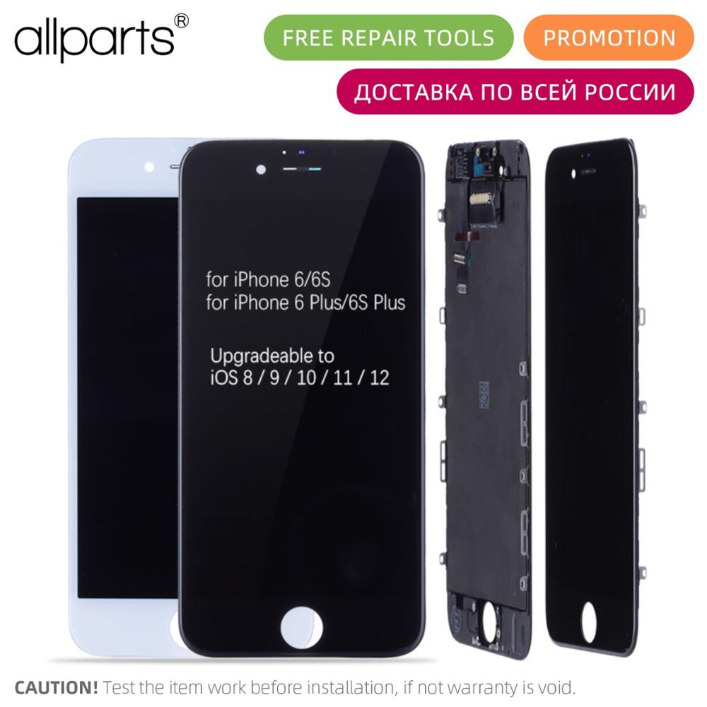 OEM AAA Display For IPhone 6 LCD 3D Touch Screen Digitizer With Frame For IPhone 6 6S Display 6 Plus / 6S Plus / 7 Replacment