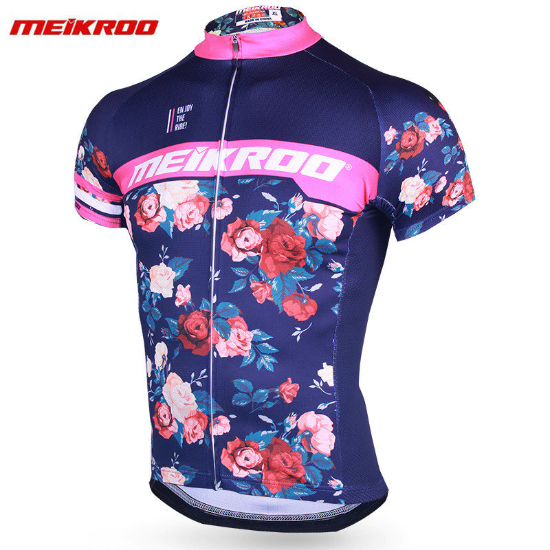 Meikroo S Sleeve Cycling Jersey Set MTB Bike Clothing Comfortable Bicycle Jerseys Clothe ...
