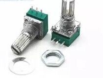 3pin RK097N одного связаны аудио/усилитель мощности/097 печать Потенциометра Разъем B10K ручка 15 мм х 50 ШТ.