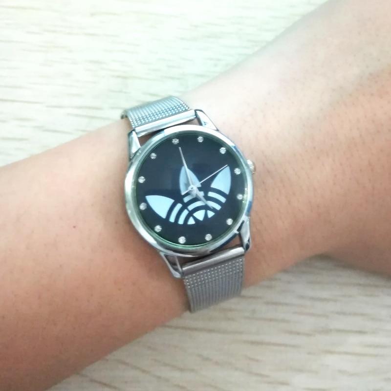 2018 Najnowsza marka odzieżowa Genewa kobiet Diamentowy zegarek - Zegarki damskie - Zdjęcie 2