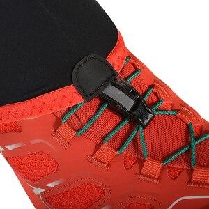 Image 4 - 1 Pair Outdoor Scarpe Coprono la Caviglia Ghetta di Sabbia di Protezione Ghetta Basso Trail Ghetta Delle Donne Degli Uomini di Corsa E Jogging A Piedi Maratona Ghette