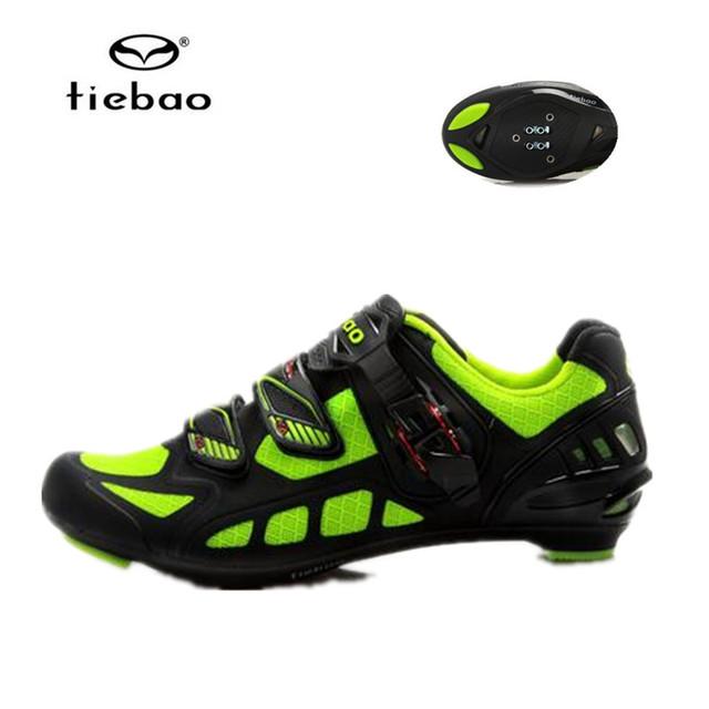 Sapatilha ciclismo Tiebao sapatos de ciclismo de estrada 2017 bicicleta ao ar livre equitação esporte rua originais de superstar sapatos das sapatilhas dos homens