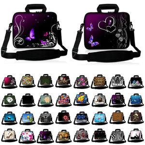 Image 1 - 13.3 15.6 17.3 inch Laptop bag 10 12 13 14 15 15.4 17.4 Notebook shoulder Bag for ipad/macbook air/pro/lenovo laptop accessories