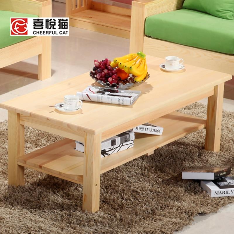 Massivholz möbel tee tische und stühle kombination ...
