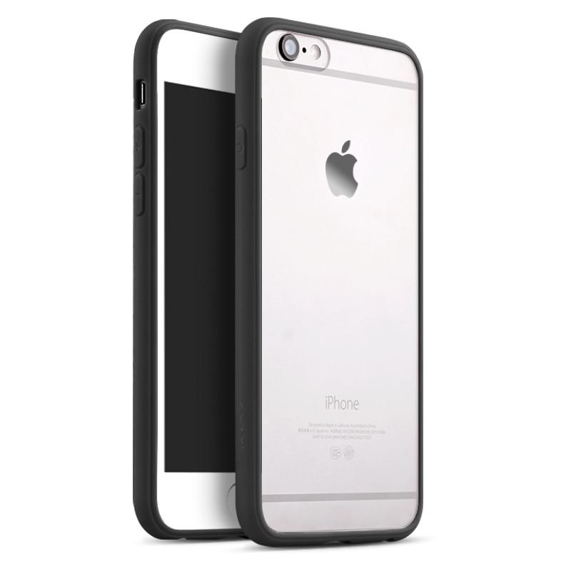 Fantastisk ny ankomst Original IPAKY märke genomskinligt silikon - Reservdelar och tillbehör för mobiltelefoner