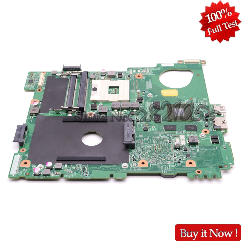NOKOTION Laptop Motherboard For Dell inspiron N5110 CN 0J2WW8 0J2WW8 J2WW8 Main Board HM67 DDR3 GT525M