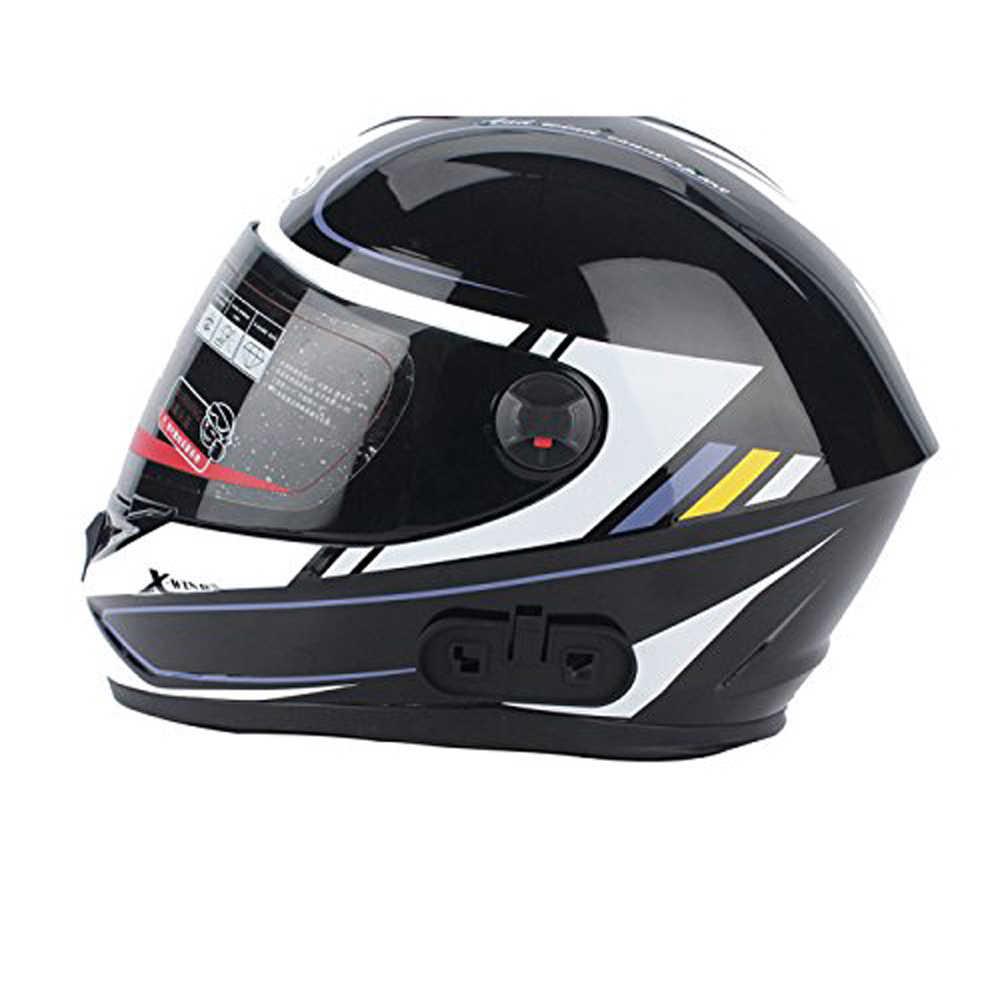 Accessoire de casque d'interphone pour T-COMVB et T-COMSC casque de moto Interphone Bluetooth Interphone 2 pièces