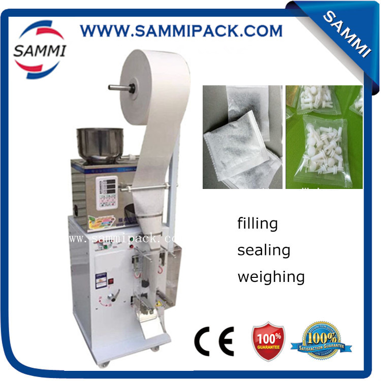 SMFZ 70 weighing machine filling machine packaging machine with cursor for drug, cereal