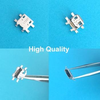 10 piezas para HTC XL X315e G21 HD Mini T5555 conector de puerto de carga USB de enchufe Jack de reparación de la parte