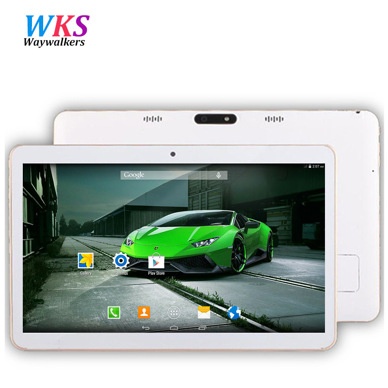 Waywalkers 10 6 inch A106 MT8392 Octa Core Rom 64GB 1 5GHz Android 5 1 tablet