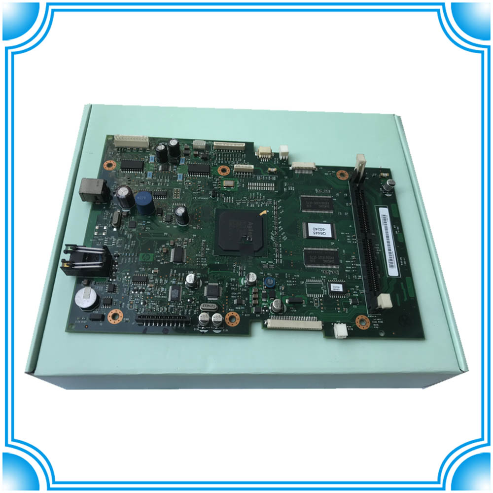 Q6445-60001 Formatter Board for HP Laser Jet 3390 3392 Formatter Pca Assy logic Main Board MainBoard mother board 1pc lot cz200 60001 cz20060001 printer formatter board main logic board for hp laser jet lj m855 m855nd m855n m 855 nd genuine
