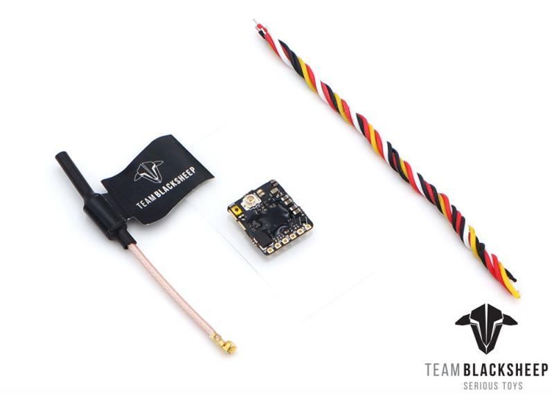 Original TBS Team Blacksheep Unify Pro32 Nano 5G8 Micro Video Transmitter VTX 5.8Ghz