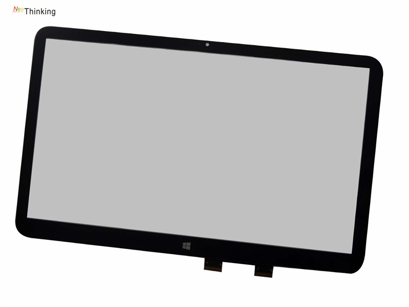 NeoThinking 15.6 inch Touch For HP ENVY X360 15-U Touch Screen Digitizer Glass Replacement free shipping free shipping 13 3 2560x1440 touch replacement screen for hp spectre xt 13t 3000 13t 3010