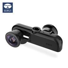 SiRui mobile phone panoramic lens 360 degree wide angle fisheye  for iphone camera self-timer