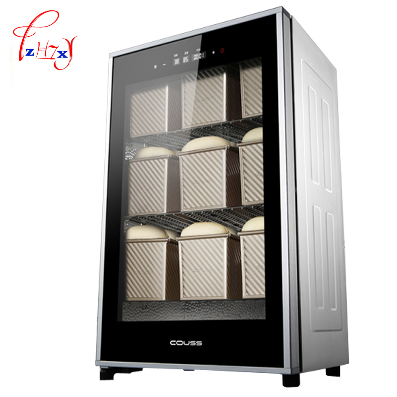 Commercial Household Bread Fermenter DIY Made Yogurt Natto Red Wine Bread Ferment Machine Thermostat Yogurt Fermentation 60L 1pc