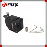 Upgrade BMG Extruder Cloned Extruder Dual Drive Extruder For Wanhao D9 CR10 Ender 3 Anet E10 BLV MGN Cube