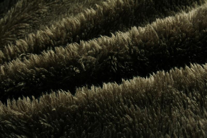 TUOLUNIU Cazadora casual de algodón para hombres de invierno - Ropa de hombre - foto 6