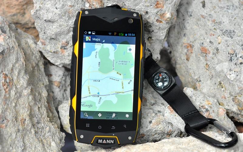 оригинал ip68 Сид манн zug3 а18 Qualcomm с четырехъядерным 1 гб оперативной памяти водонепроницаемый телефон противоударный Android 4.3 и прочный мобильный телефон 3 г GPS с цуг 3 А8