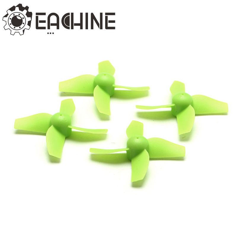 Eachine E010 RC Quadcopter Spares Parts Blades RC Propellers For RC Quadcopter Camera Drone Accessories new arrival eachine e010 rc quadcopter spares parts frame for rc camera drone accessories toys parts