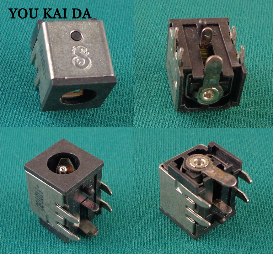 1 pièce DC prise Jack connecteur Port pour HP pavillon ZV5000 ZX5000 ZD7000 ZD7100 NX9110 NX9500 NX9100 NX9105
