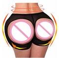 Sexy Cintura Alta Butt Lifter Hot Shapers Bunda Espólio Levantador com Controle Tummy Shaper Do Corpo Das Mulheres Nádega Enhancer Hip Up espólio