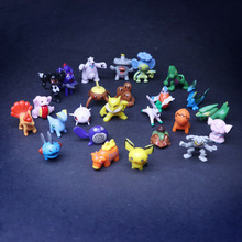 24 pieces /bag new collection Pokemon