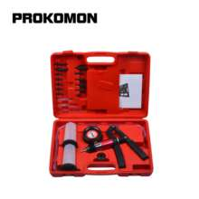 Hand Vakuum Pumpe Bremsentlüftungs Set Bluten tester Tool Kit