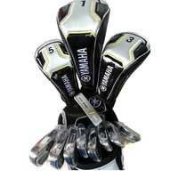 Men Golf clubs Yamaha A2 218 set Golf Complete Set 10 5 loft Club Graphite Golf shaft No ball packs Free shipping