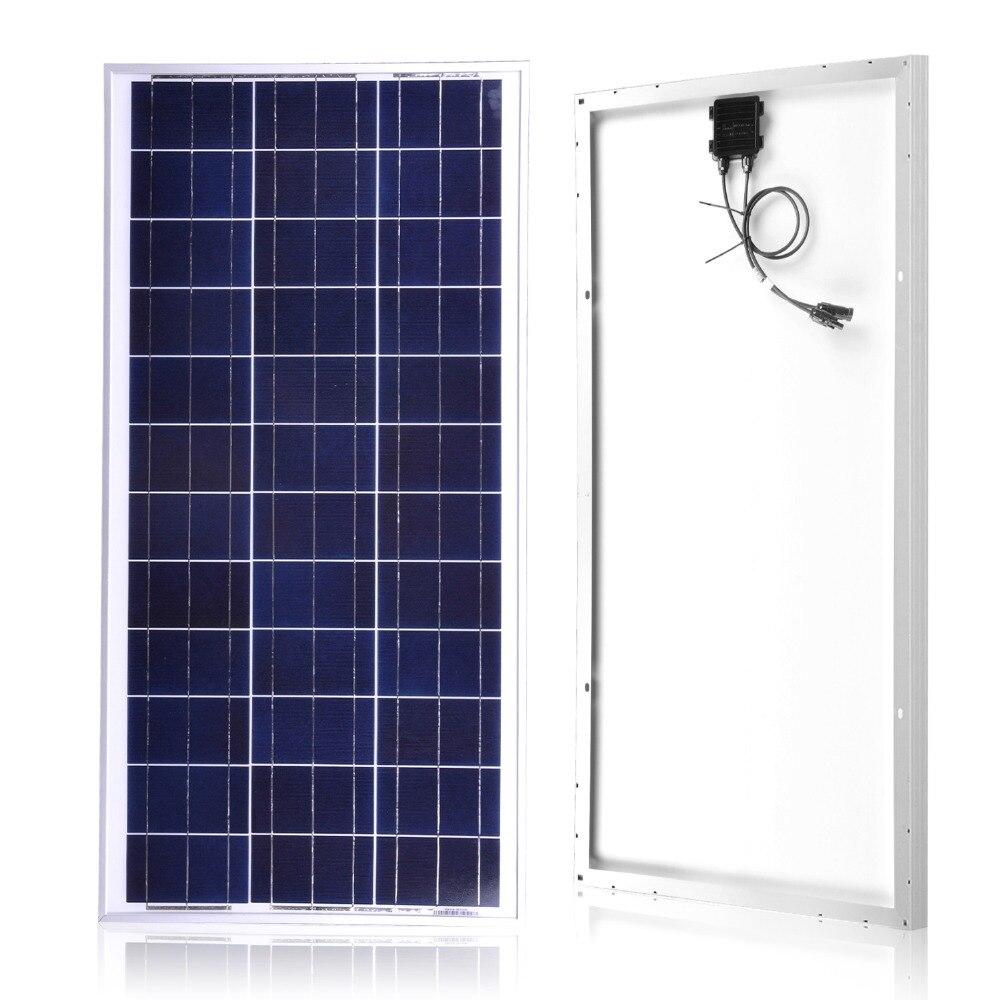 10a 80 w painel solar conjunto china 18 v polissilicon pilha solar