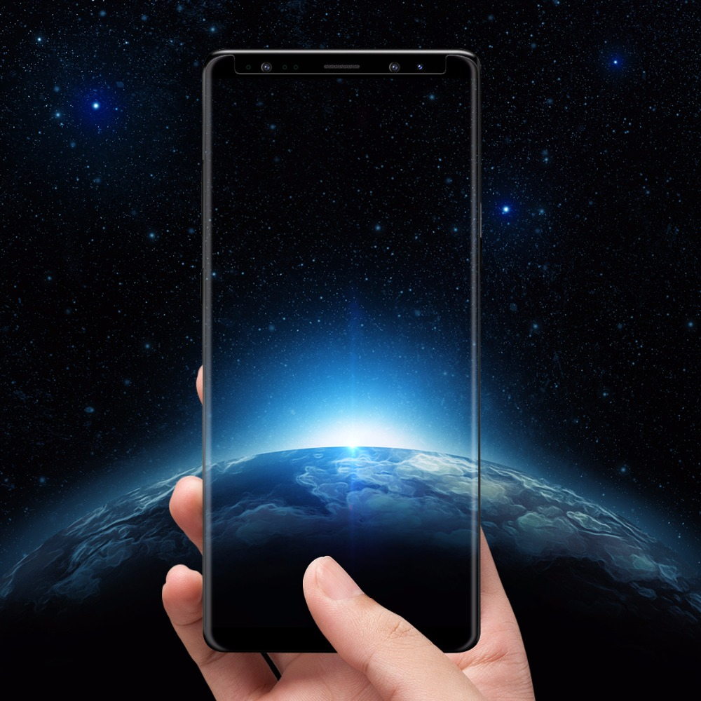 OTAO Case Friendly Tempered Glass Screen Protector for Samsung Galaxy Note 8/9