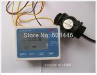 G1 Flow Water Sensor Meter+Digital LCD Display control
