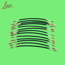 Wholesale 50 pcs/ lot 4/4 Violin End Rope Tail Violin Accessories