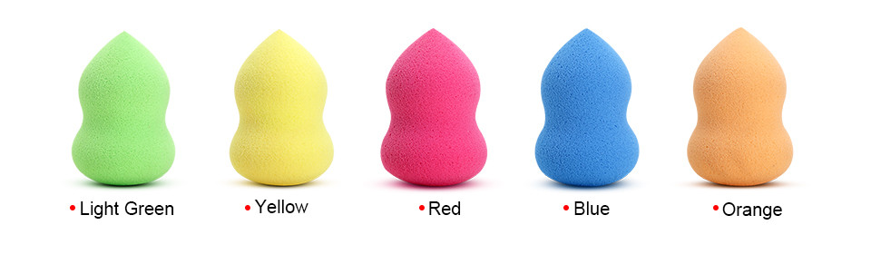 Cocute Makeup Foundation Sponge Makeup Tools 24