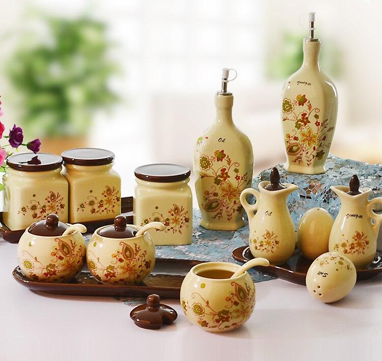 Online Kitchen Supplies: Aliexpress.com : Buy Chinese Fashion Ceramic Bottle Set