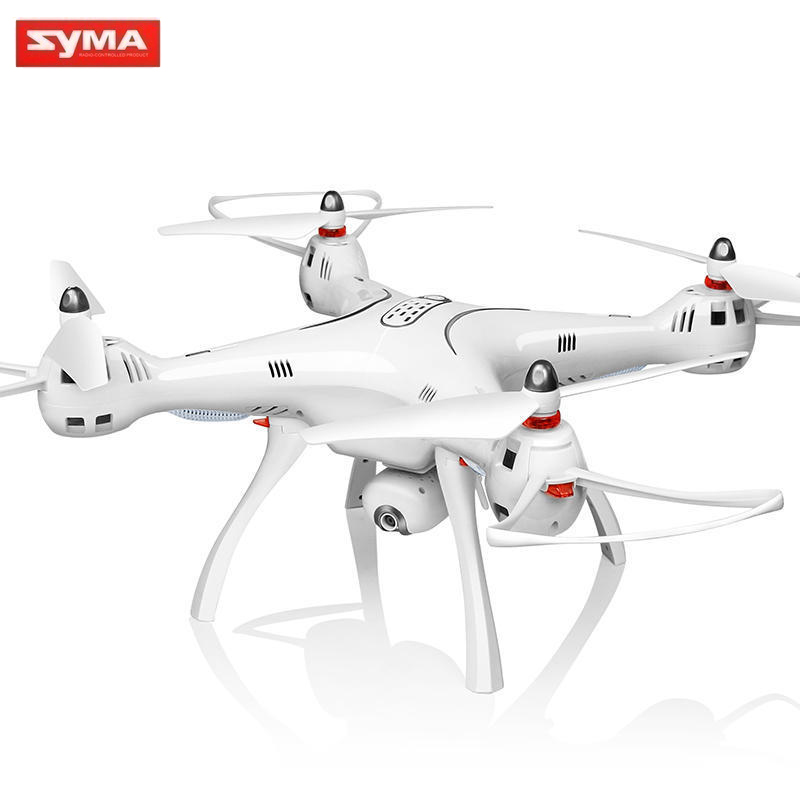 SYMA X8PRO X8 Pro GPS RC Drone with 720P HD Camera or H9R 4K Camera 2.4G Professional FPV Selfie Drones Quadcopter Helicopter syma x8pro x8 pro 2 4g 4ch 6 axis with gps rc helicopter quadcopter drone spare parts pcb receiver board