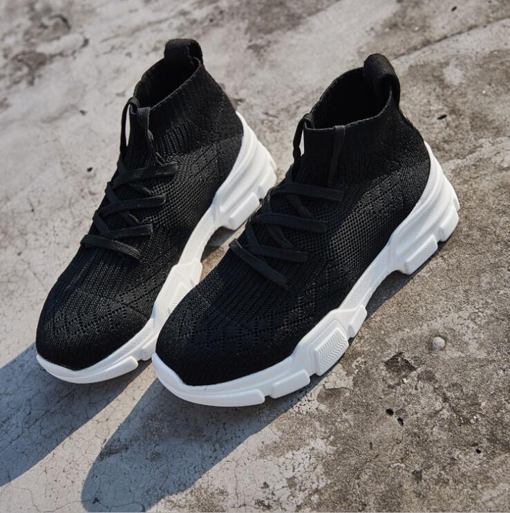 2018 Con Zapatos Impermeables Invierno De 1 Mujeres Del Botas Piel Tobillo Gruesa Nieve Plataforma Antideslizantes rPrHT