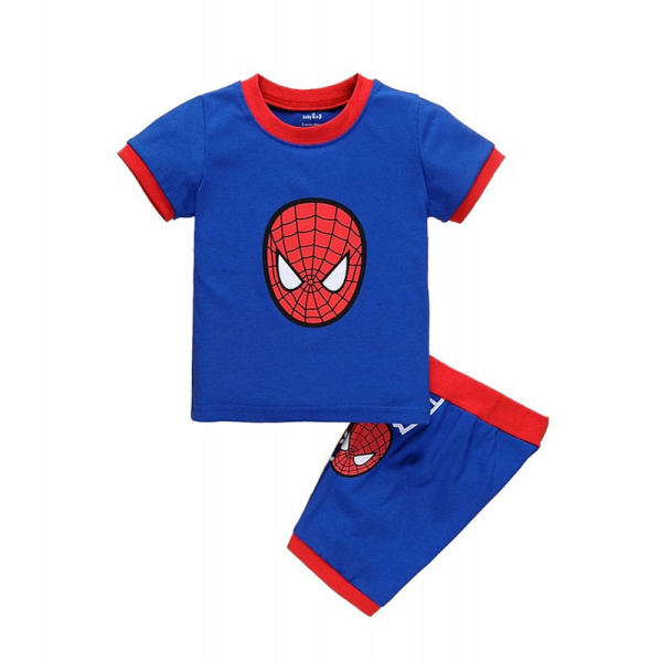 957c4df13c4 Low Price Boy Pajamas Kids Summer Clothing Super Heros Children Pijamas  Cartoon Letter T-shirts+Shorts Boys Sleepwear Kids Pajamas Sets - Falltrabra