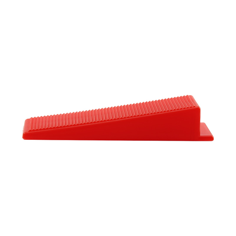 New Arrival Tile leveling system FG-2(red wedges) for thickness of 3mm to 12mm tile sold by bag 100pcs/bag