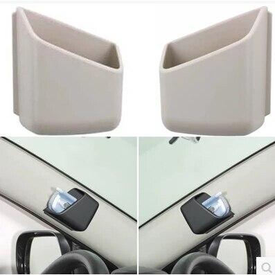 Car styling Car Storage Box Glasses Box For Cadillac CTS XTS SRX ATS CT6 ESCALADE
