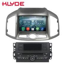 8 «Восьмиядерный 4G Wi-Fi Android 8,1 4G B ram 6 4G B rom автомобильный DVD мультимедийный плеер Радио стерео для Chevrolet Captiva Epica 2012-2018