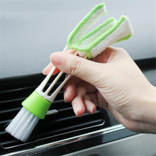 High Quality car-styling brush car cleaning Automotive Keyboard Supplies Versatile Cleaning Brush Vent Brush Cleaning Brush