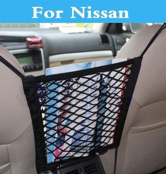 Maletero de coche bolsa de asiento de almacenamiento de equipaje del bolsillo para Nissan 350Z 370Z AD Almera clásico Altima Armada Avenir Juke Nismo