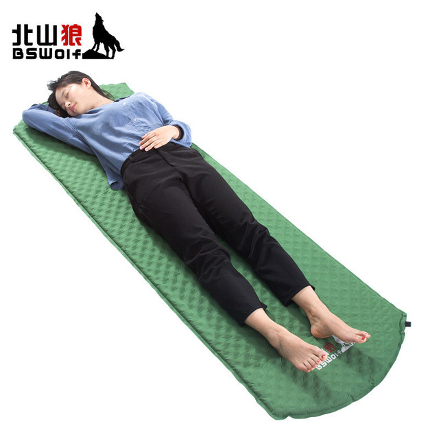 Outdoor Portable Self Camping Mat Automatic Inflatable Mattress
