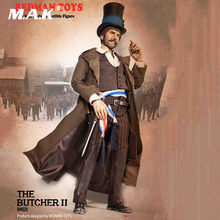 Collectible 1/6 Scale REDMAN TOYS 1/6 Collectible Figure - The Butcher II Full Set With male Body Figure стоимость