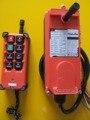 Telecontrol marca F21-E1B Industrial de radio control remoto para la grúa y polipasto (1TX + 1RX) VHF: 310-331MZH